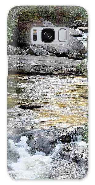 Chattooga River In Sc Galaxy Case by Bruce Gourley