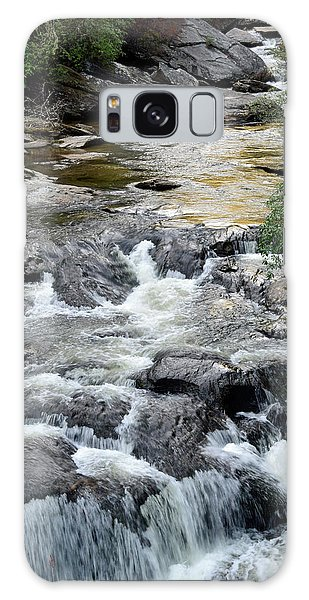 Chattooga River In South Carolina Galaxy Case by Bruce Gourley