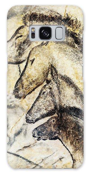 Chauvet Horses Galaxy Case