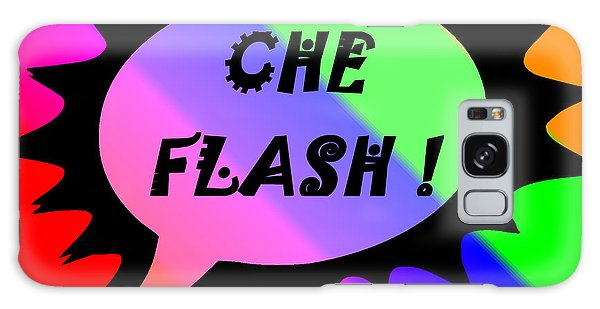 Che Flash Galaxy Case