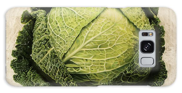 Cabbage Galaxy S8 Case - Checcavolo by Danka Weitzen
