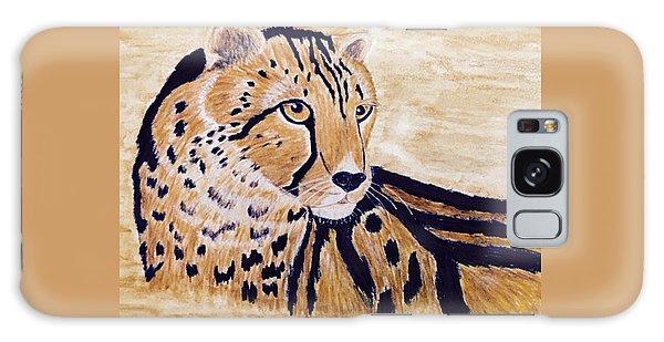 Cheeta Galaxy Case