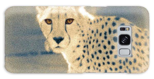 Cheetah Galaxy Case