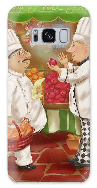 Chefs Go To Market Iv Galaxy Case