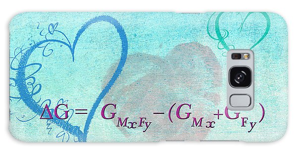 Chemical Thermodynamic Equation For Love Galaxy Case