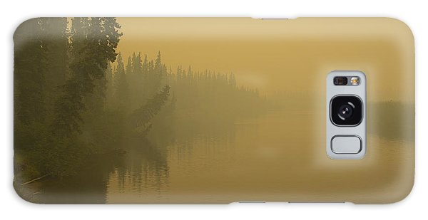 Chena River Galaxy Case