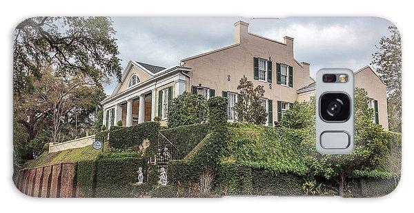 Cherokee House Natchez Ms Galaxy Case