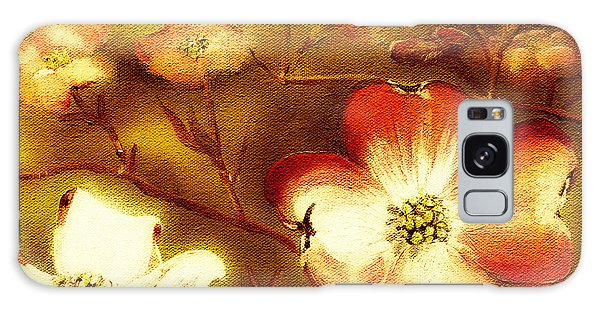 Cherokee Rose Dogwood - Glow Galaxy Case