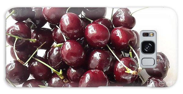 Cherries Galaxy Case