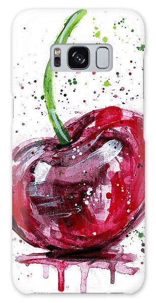 Cherry 2 Galaxy Case