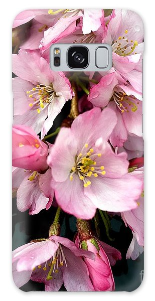 Cherry Blossoms Galaxy Case