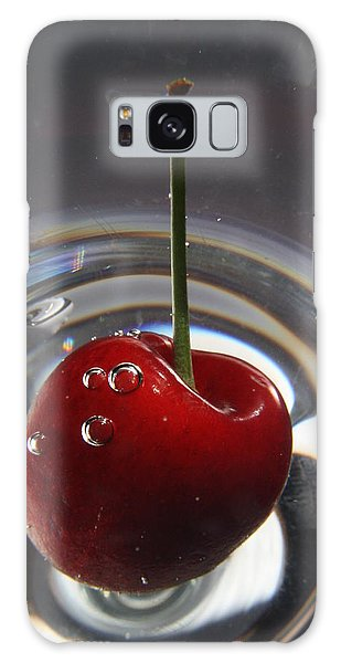 Cherry Martini Galaxy Case