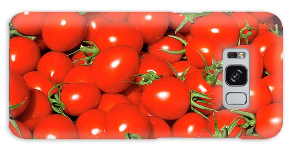 Cherry Tomatoes Galaxy Case