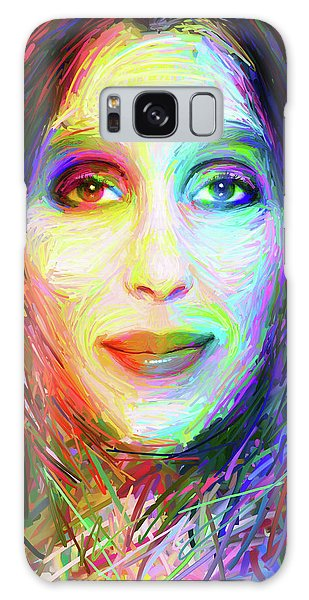 Cheryl Sarkisian Galaxy Case