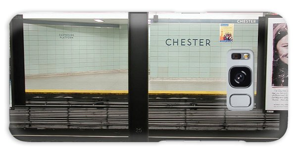 Chester Station Toronto Galaxy Case