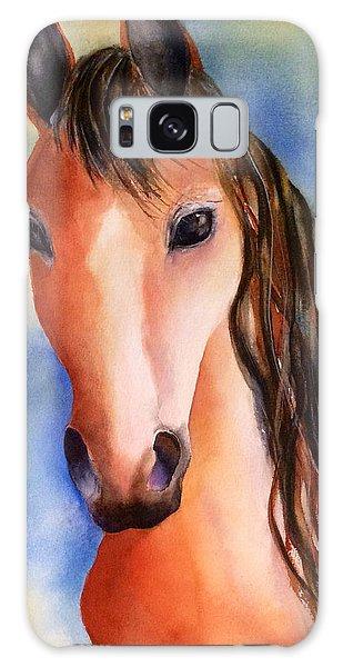 Chestnut Horse Galaxy Case