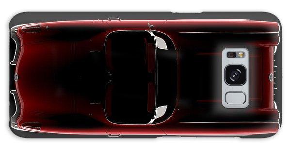 Chevrolet Corvette C1 - Top View Galaxy Case