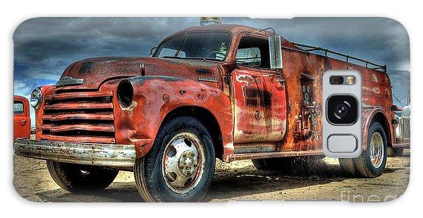 Chevrolet Fire Truck Galaxy Case