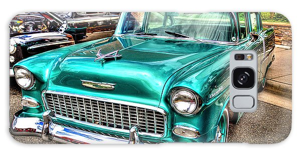 Chevy Cruising 55 Galaxy Case by Dale R Carlson