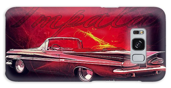 Chevy Impala Convertible For 1959 Galaxy Case