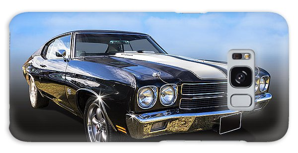 Chevy Muscle Galaxy Case by Keith Hawley