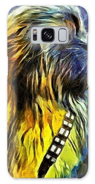 Chewbacca Dog - Pa Galaxy Case