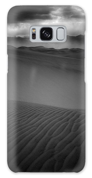Chewing Sand Galaxy Case