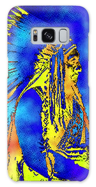 Cheyenne Chief Galaxy Case