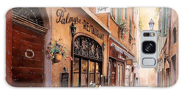 Restaurants Galaxy Case - Chez Palmyre  by Guido Borelli