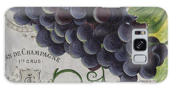 Grape Galaxy Case - Vins De Champagne 2 by Debbie DeWitt