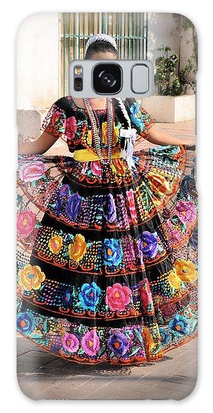 Chiapaneca Dress Galaxy Case