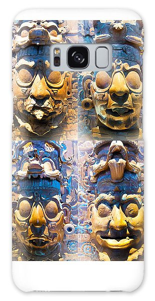 Chiapas Elders Galaxy Case