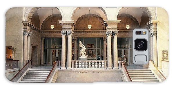 Art Institute Galaxy Case - Chicago Art Institute Staircase 02 by Thomas Woolworth