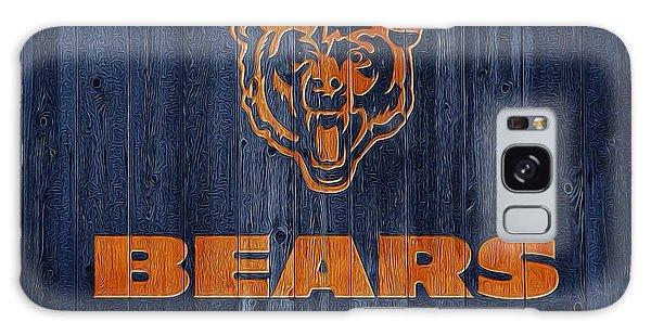 Chicago Bears Barn Door Galaxy Case