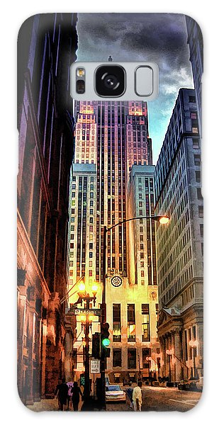 Chicago Board Of Trade Galaxy Case