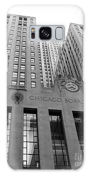 Chicago Board Of Trade Galaxy Case