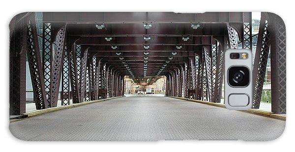 Chicago Bridges Galaxy Case