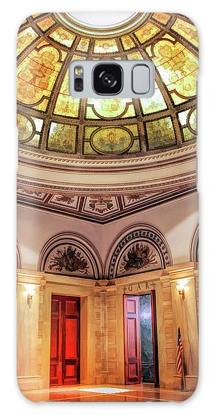 Cultural Center Galaxy Case - Chicago Cultural Center by Christopher Arndt