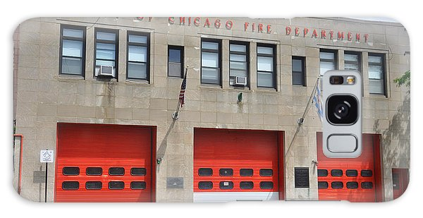 Chicago Fire Galaxy Case