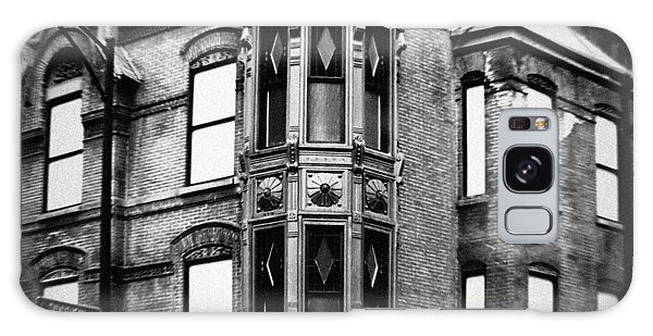 Galaxy Case featuring the photograph Chicago Historic Corner by Kyle Hanson