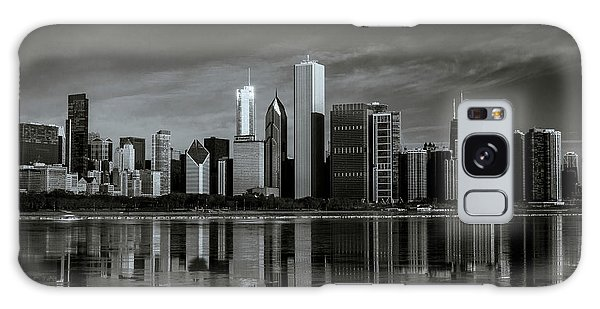 Chicago Lake Front Galaxy Case