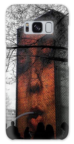 Chicago Love Galaxy Case by Josy Cue