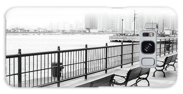 Chicago Navy Pier Galaxy Case