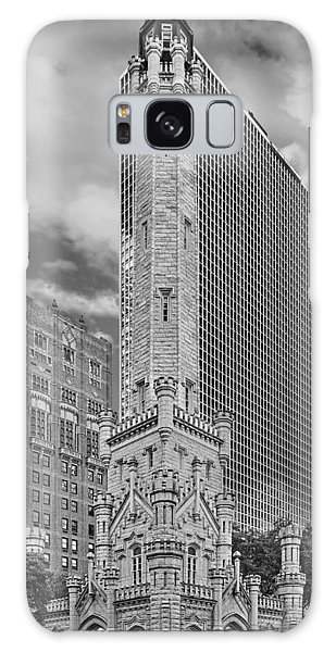 Chicago - Old Water Tower Galaxy Case