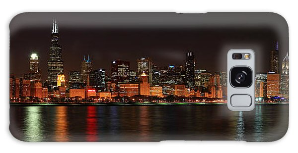 Chicago Panoramic Galaxy Case