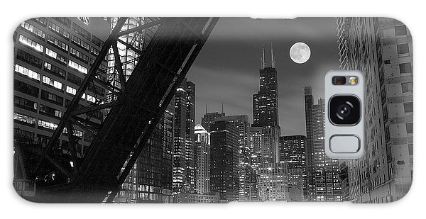 Chicago Art Galaxy Case - Chicago Pride Of Illinois by Frozen in Time Fine Art Photography