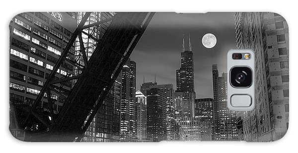 Chicago Pride Of Illinois Galaxy Case