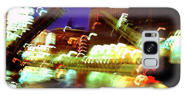 Chicago River Bridge #1  Galaxy Case