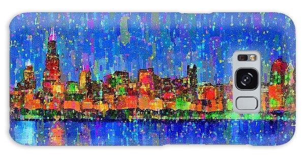 Chicago Skyline 200 - Da Galaxy Case