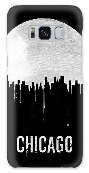 Grant Park Galaxy Case - Chicago Skyline Black by Naxart Studio
